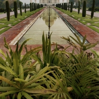 Taj Mahal Gardens