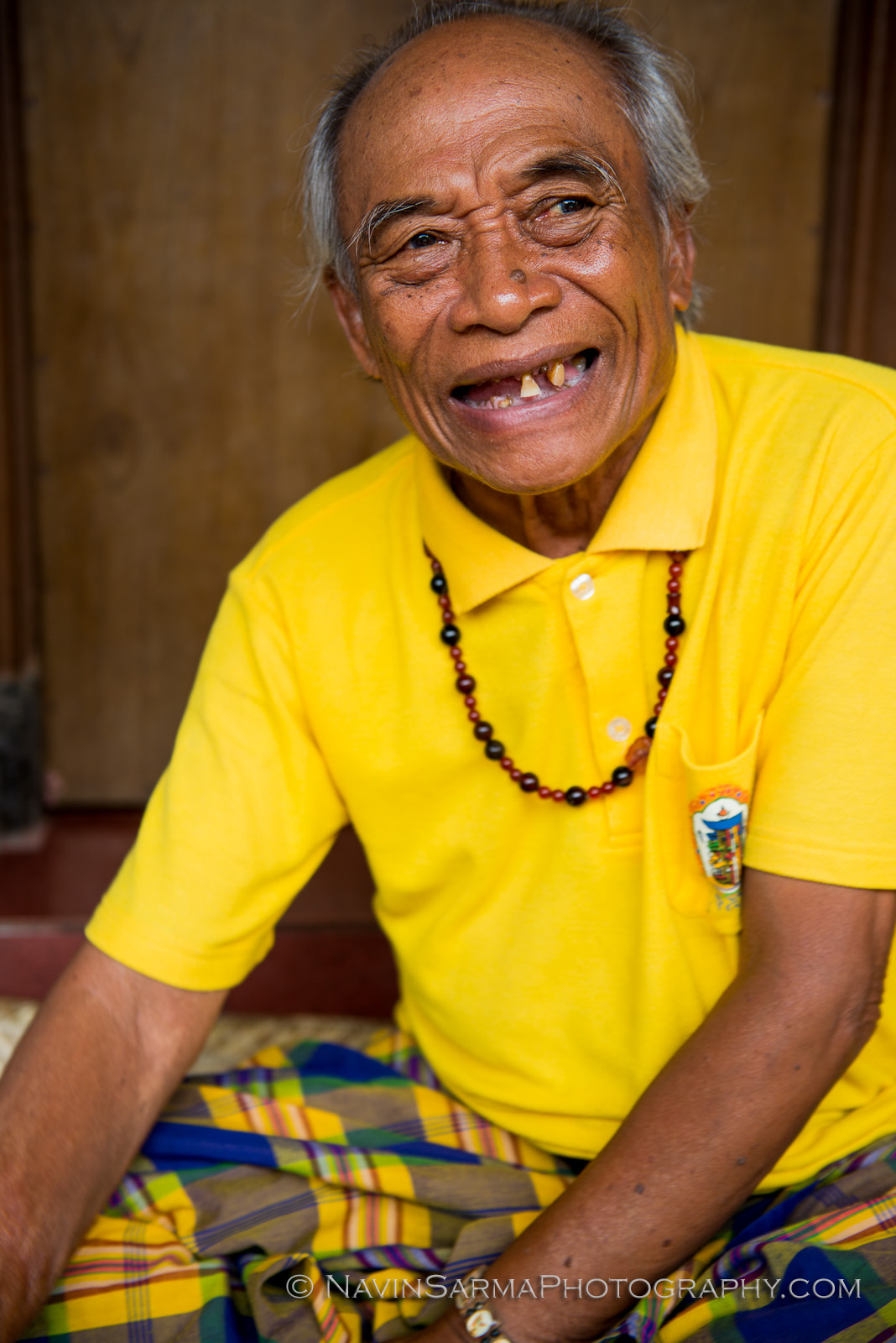 Meet Ketut Liyer, medicine man extraordinare