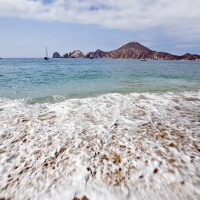 Cabo Mexico Beach Water