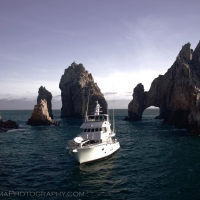 Cabo San Lucas Boats Sunset 5