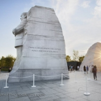 Stone of Hope MLK Memorial