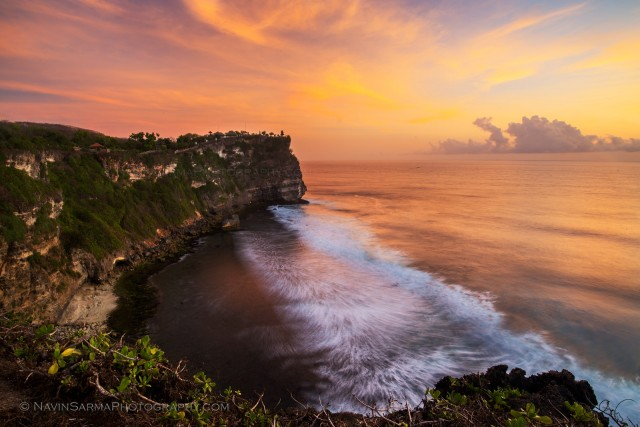Golden Shores of Uluwatu